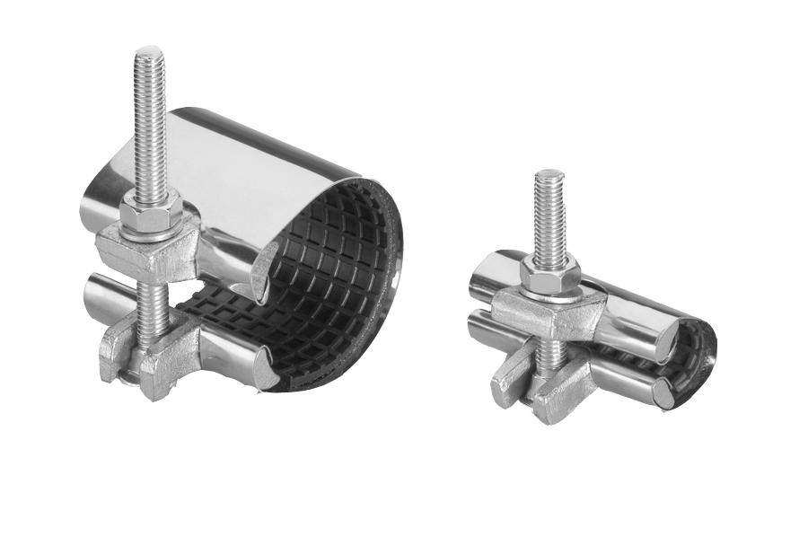 Хомут Snap Clamps SC37225 с неполным уплотнением