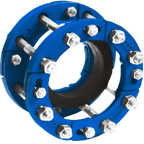 Доуплотнитель раструбных соединений Caulker для труб 630-638 мм