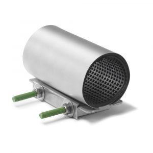 RS-1 Одноленточный хомут для труб диаметром 44-346мм
