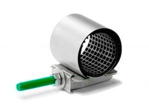 RS-O Одноленточный хомут для труб диаметром 19-64мм