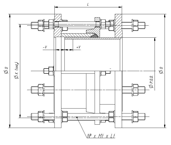 Спецификация HD-1 (Монтажная вставка)