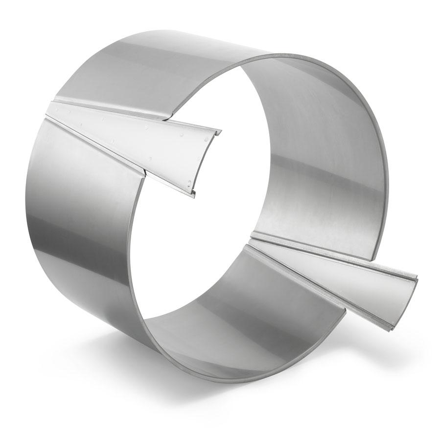 Усилительная вставка Ду 90 x 12,3 мм длиной 175 мм